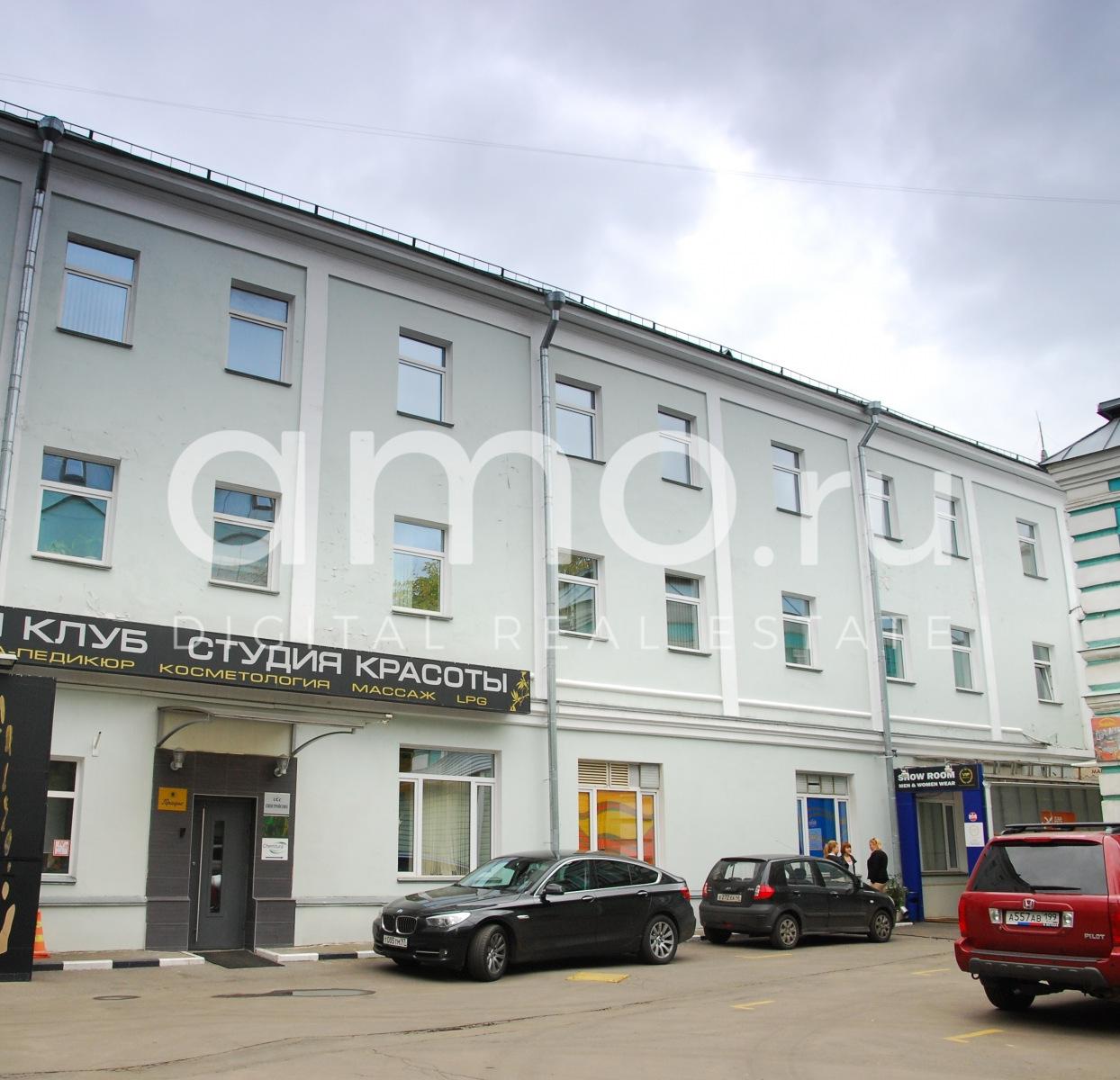 Сайт поиска помещений под офис Садовая-Каретная улица аренда офиса в перми ленинский район